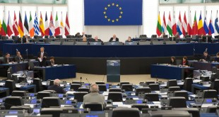 EP Plenary session - Interim report on the Multiannual Financial Framework 2021-2027 - Gunther OETTINGER and RAINER WIELAND in the EP in Strasbourg