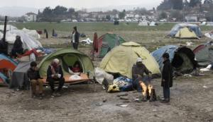 Επείγουσα ερώτηση Εύας Καϊλή για τις συνθήκες υγιεινής στους προσφυγικούς καταυλισμούς
