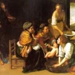 Comentario al evangelio de Lucas 1, 57-66, 80. El precursor instrumento eficaz en manos de Dios. Audio mp3