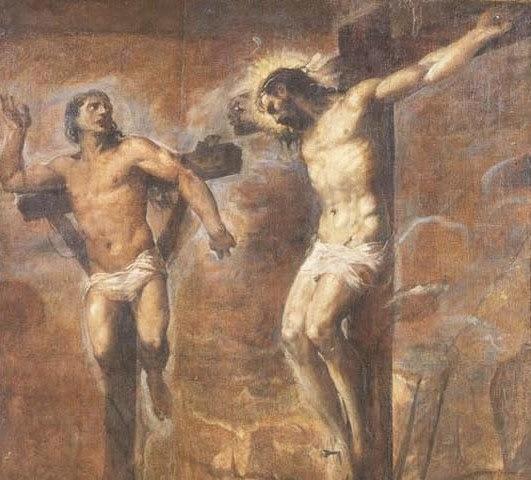 ... pie de la Cruz, Sepultura de Jesucristo. Domingo de Ramos 29 de Marzo