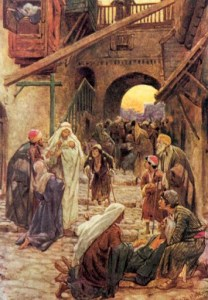Evangelio San Marcos 6,53-56. Lunes 8 de Febrero de 2016. Misa por la Reconciliación.
