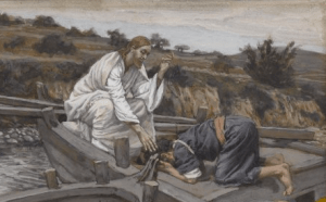Evangelio San Lucas 5.1-11. Domingo 7 de Febrero de 2016.