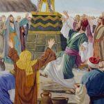 """Del libro del Profeta Jeremías 2,1-3.7-8.12-13. Jueves 21 de Julio de 2016. Misa del """"Santísimo Nombre de Jesús""""."""