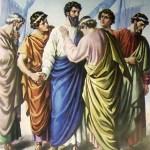 1a lect del libro del Profeta Isaías 66,18-21. Domingo 21 de Agosto de 2016.
