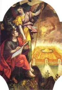 Del libro del Apocalipsis del Apóstol San Juan 21,9-14. Miércoles 24 de Agosto de 2016.