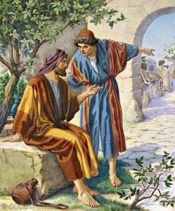 Evangelio San Juan 1,45-51. Miércoles 24 de Agosto de 2016.