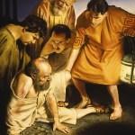 2a lect de la 2a carta del Apóstol San Pablo a Timoteo 4,6-8.16-18. Domingo 23 de Octubre de 2016.