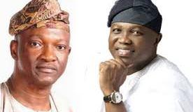 PDP Jimi Agbaje and APC Akinwunmi Ambode.