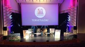 Miilikangas 50-vuotta - juhlailme