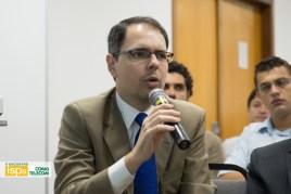 Artur Coimbra, diretor do departamento de banda larga do MCTIC.