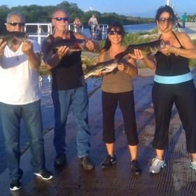 Capt Tony & Teutul Everglades Bass Fishing
