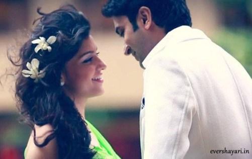 Hindi Romantic Shayari For Girlfrien