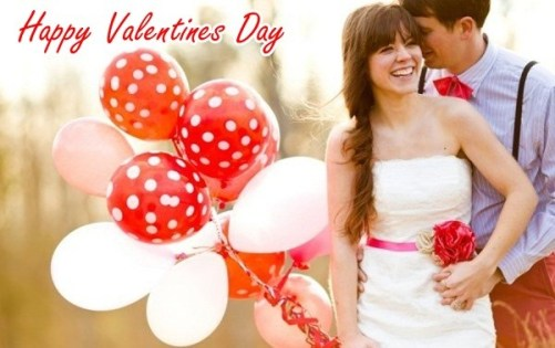 Romantic Happy Valentines Day Sms Shayari For GF And BF