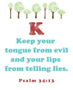 ABC Scriptures K