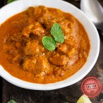 Restaurant Style Butter Chicken | The Classic Indian Chicken Gravy Recipe