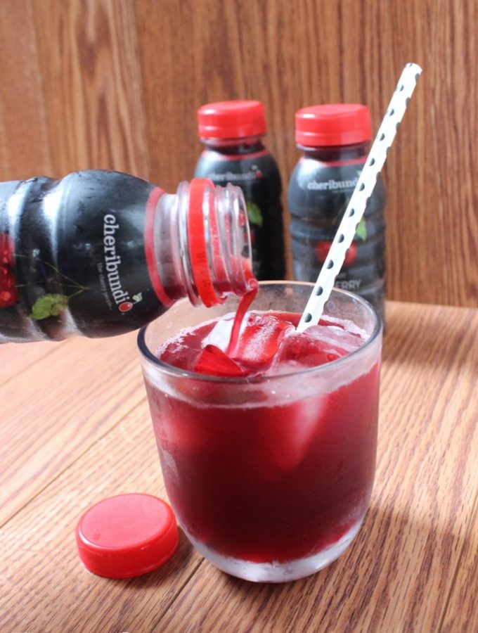 Cheribundi, the Tart Cherry Juice