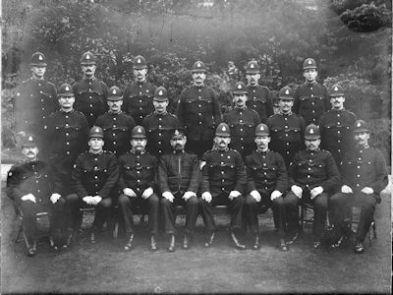 Devonport Police, 1913web