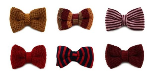 Steve-Co-Knitted-Silk-Bowties