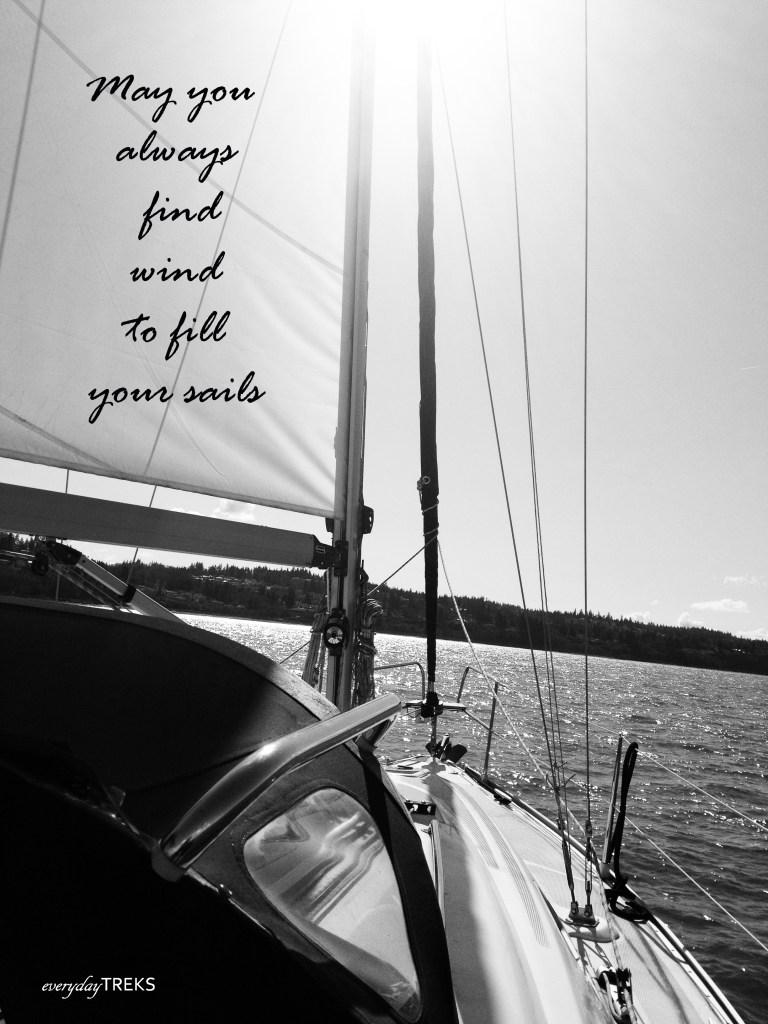 A little wind in your sails