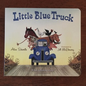 5 Board Books to get for Baby, The Little Blue Truck