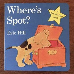 5 Board Books to get for Baby, Where's Spot