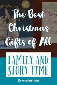 The Best Christmas Gift of All: Family and Stories to Share