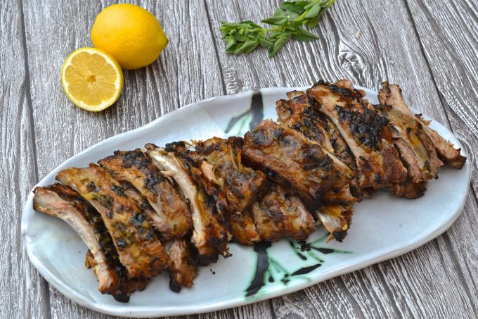 Lemon & Herb Ribs