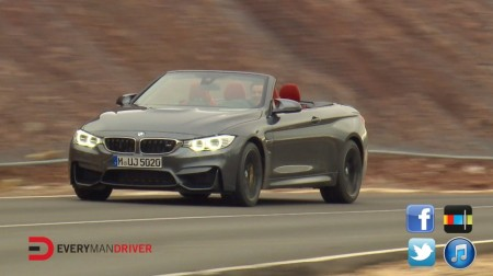 2015 BMW M4 Convertible First Review on Everyman Driver