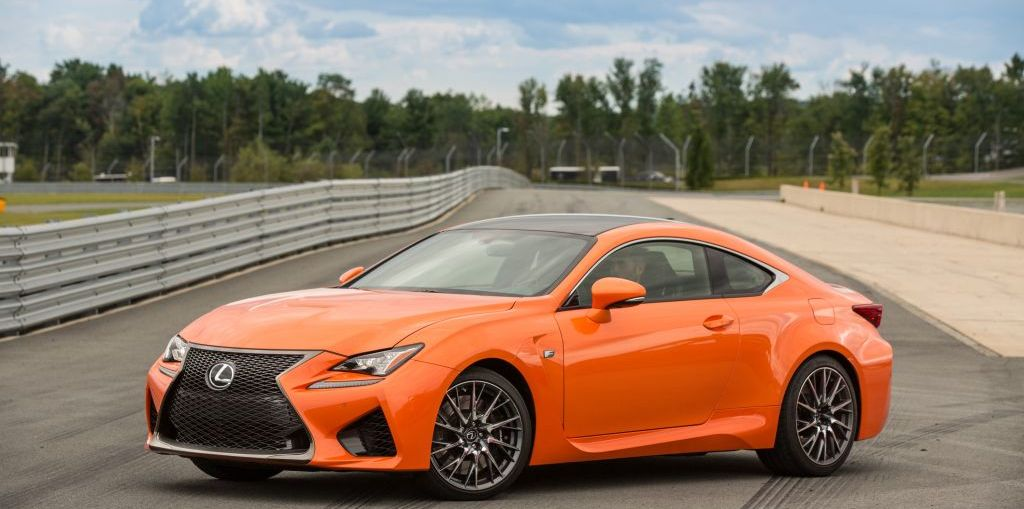 2015 Lexus RC-F Coupe on Everyman Driver