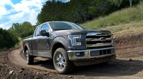 2016 Ford F-150 Earns Top Safety Pick for SuperCrew and SuperCab on Everyman Driver