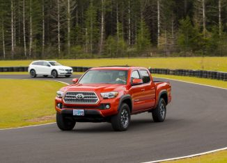 First Drive: 2016 Toyota Tacoma TRD 4x4 on Everyman Driver