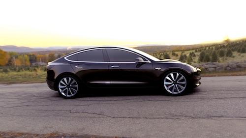 Tesla Model 3 Reveal on Everyman Driver with Dave Erickson