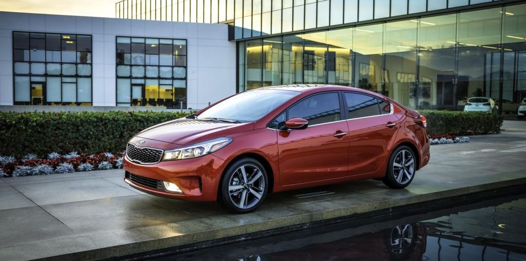 At A Glance: 2017 Kia Forte on Everyman Driver