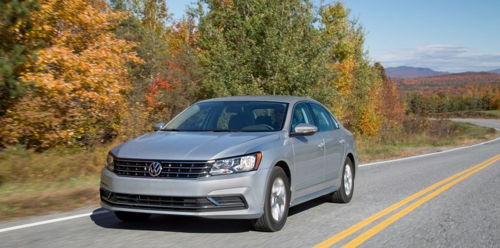 2016 VW Passat on Everyman Driver