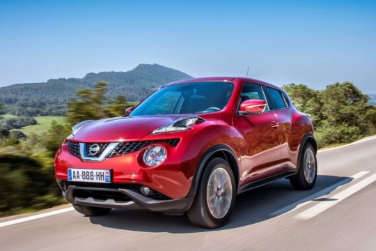 First Review: 2016 Nissan Juke AWD on Everyman Driver