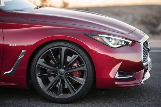 Everyman Driver: 2017 Infiniti Q60 Red Sport 400 Review
