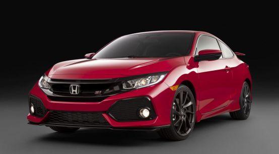 Honda Civic Si Prototype Makes Global Debut