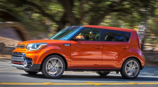 2017 Kia Soul on Everyman Driver with Dave Erickson