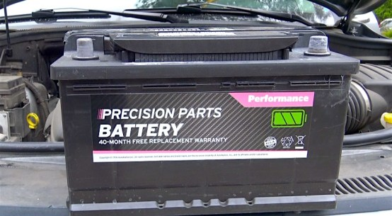 Precision Parts Battery on Everyman Driver with Dave Erickson