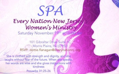 Women's Spa Event