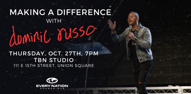 Making a Difference with Dominic Russo
