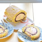 Homemade Arctic Roll