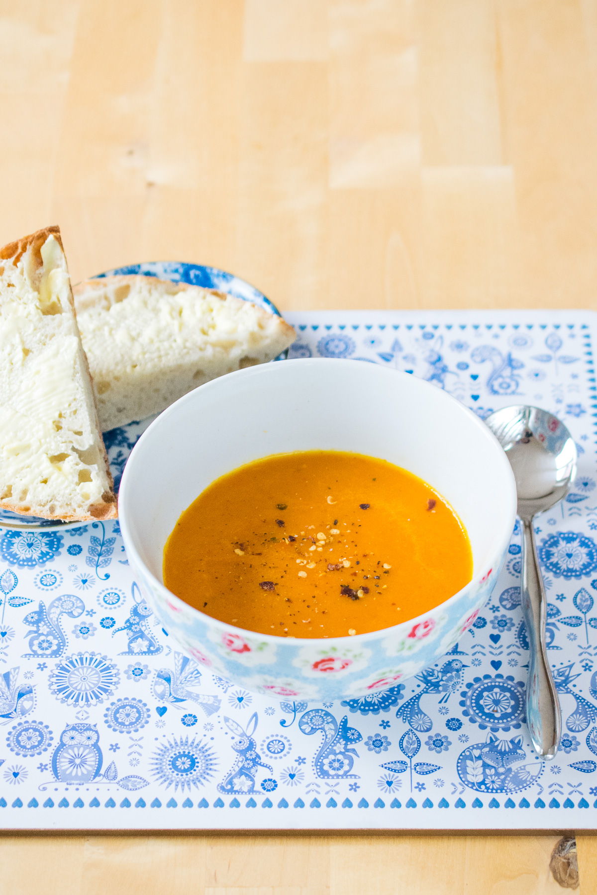 Roasted Pepper Soup-3