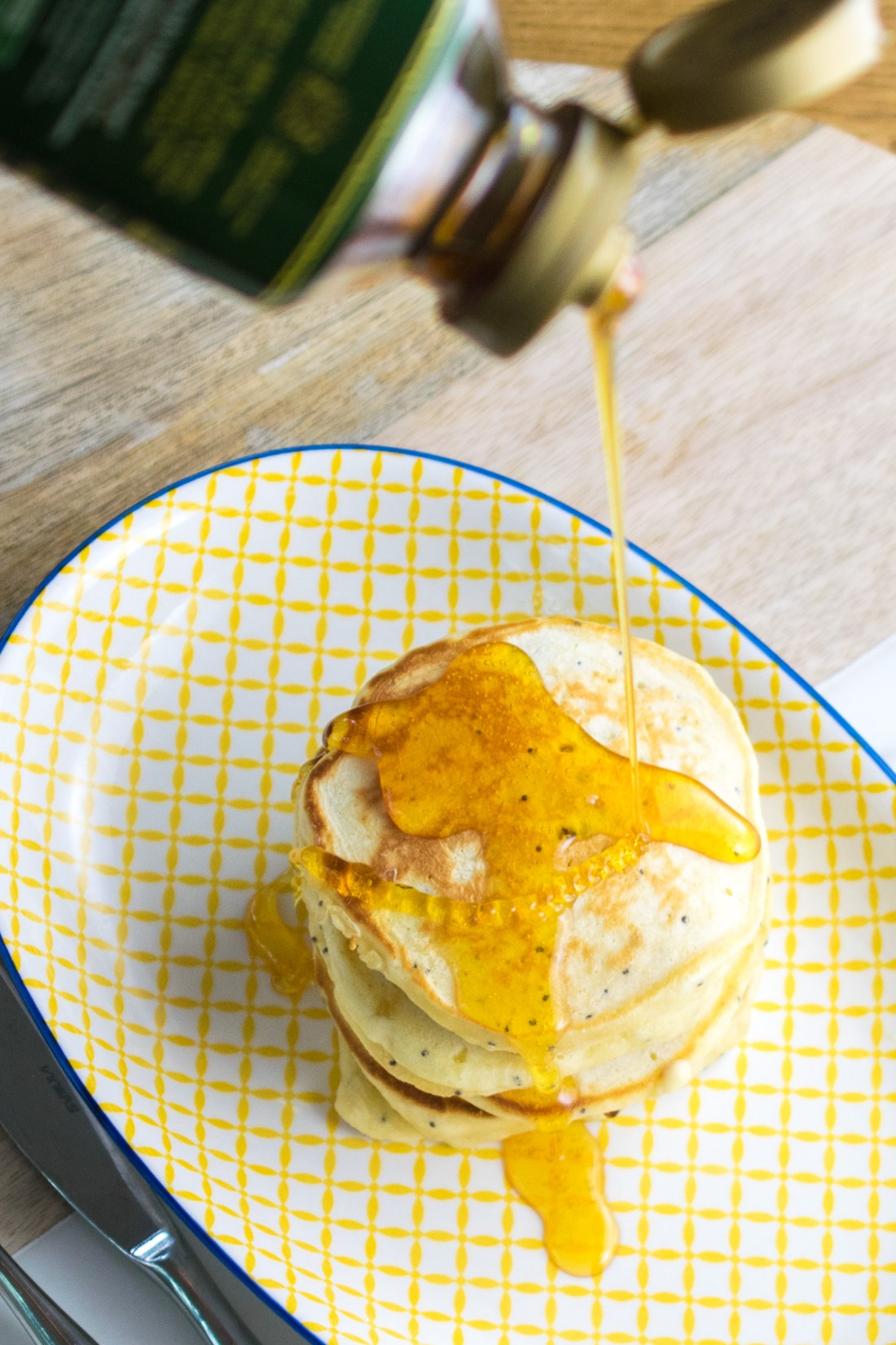 lemon & ginger pancakes-4