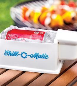 Chill O Matic Drink Cooler