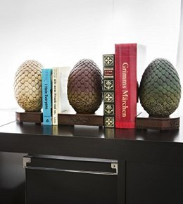 Game of Thrones Egg Bookends