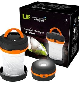 LED Collapsible Outdoor Lantern