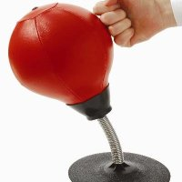 Desktop Punch Ball Stress Reliever