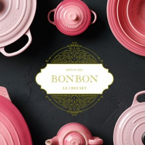 BonBon by Le Creuset and a lovely Chocolate Molten Cake{Recipe} #FoodieFriday