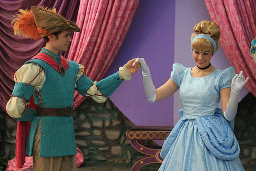 Where can you find cinderella in disney world for Charming hotels of the world